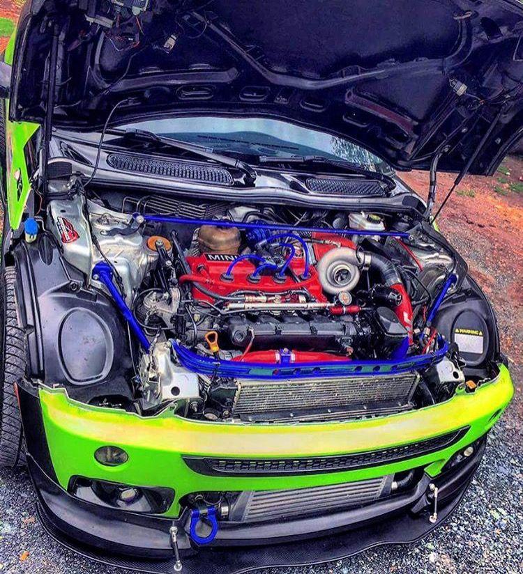R53 Turbo Mini Cooper S Mini Cooper Mini