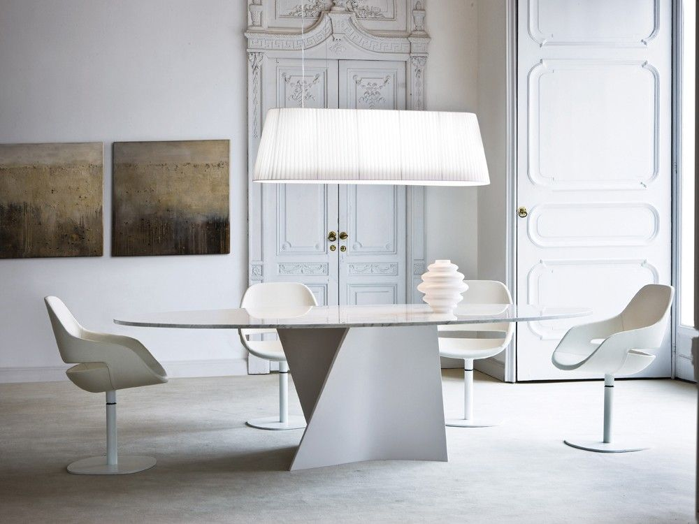 Zanotta Elica 2575 Dining Table by Prospero Rasulo - Chaplins