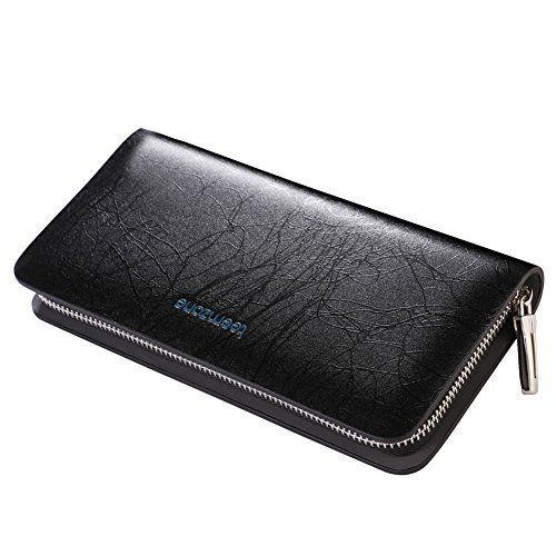 c9c858ecf200 Клатч Hautton SZB46 Black | Мужские клатчи | Black, Wallet и Money clip