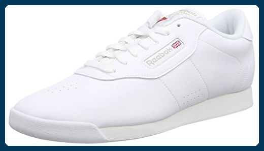Reebok Princess, Damen Sneakers, Weiß (Int White), 43 EU (9