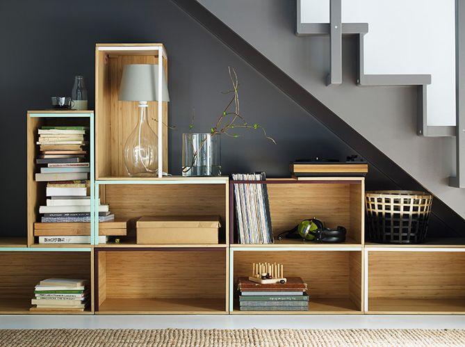1000 ideas about meuble sous escalier on pinterest rangement sous escalier tag res sous Meubles sous escalier