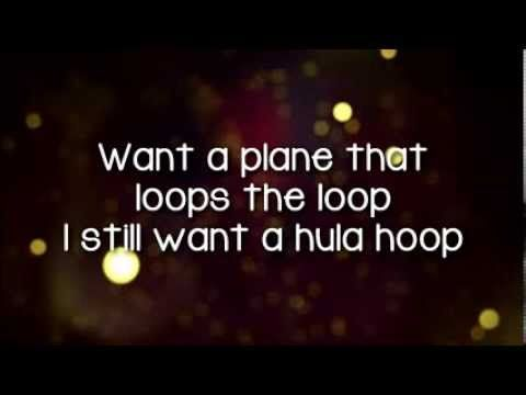 Glee The Chipmunk Song Christmas Don 39 T Be Late Lyrics
