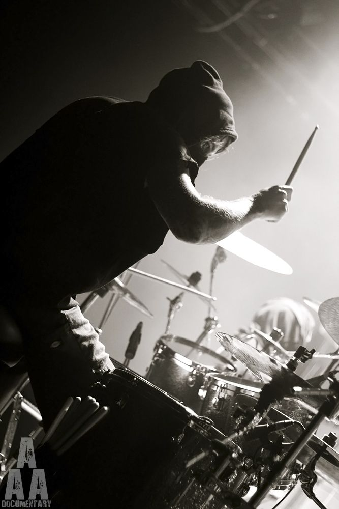 Heavy Metal Ninjas live at The Powerstation, Auckland | © Amanda Ratcliffe