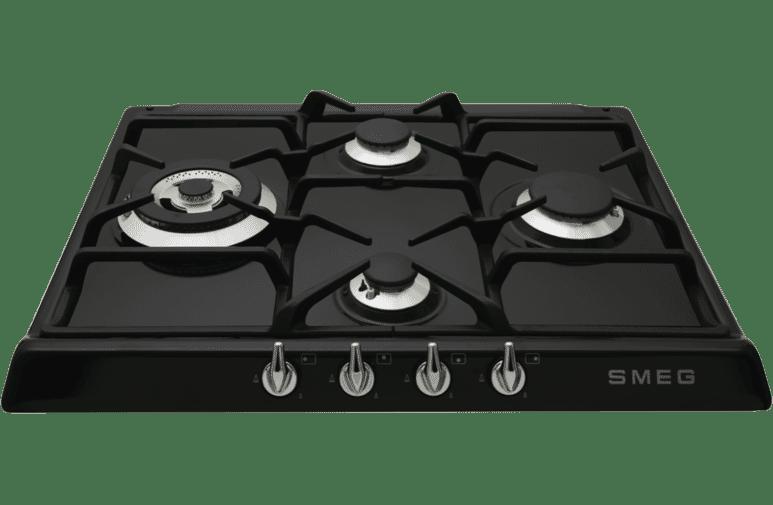 Smeg SRA964NGH 60cm Gas Cooktop Gas cooktop, Cooktop, Smeg