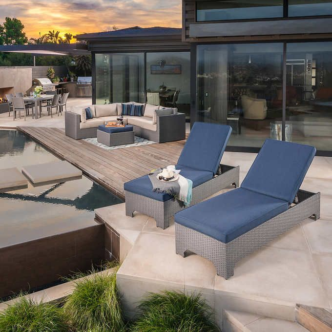 Silverlake 15 Piece Estate Collection By Mission Hills