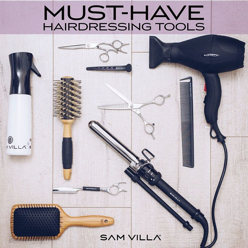 Must Have Hairdressing Tools And Equipment List Top 10 List Hair Salon Tools Hairdresser Hairdressing Equipment