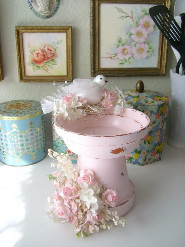 Photo of More than 40 shabby chic decor ideas and DIY tutorials – making diy