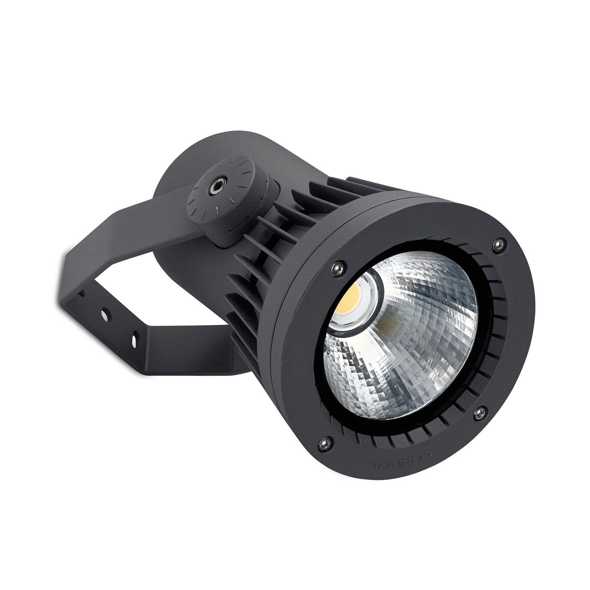 Projecteur Exterieur Led Integree 3804 Lm Gris Hubble Cob Projecteur Exterieur Projecteur Et Led