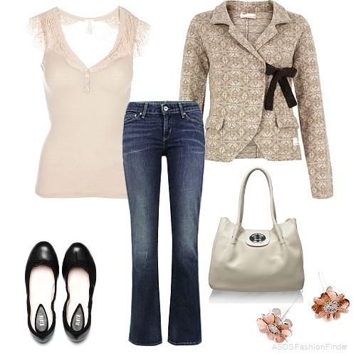The Semi-Casual Date. | Women's Outfit | ASOS Fashion Finder ...