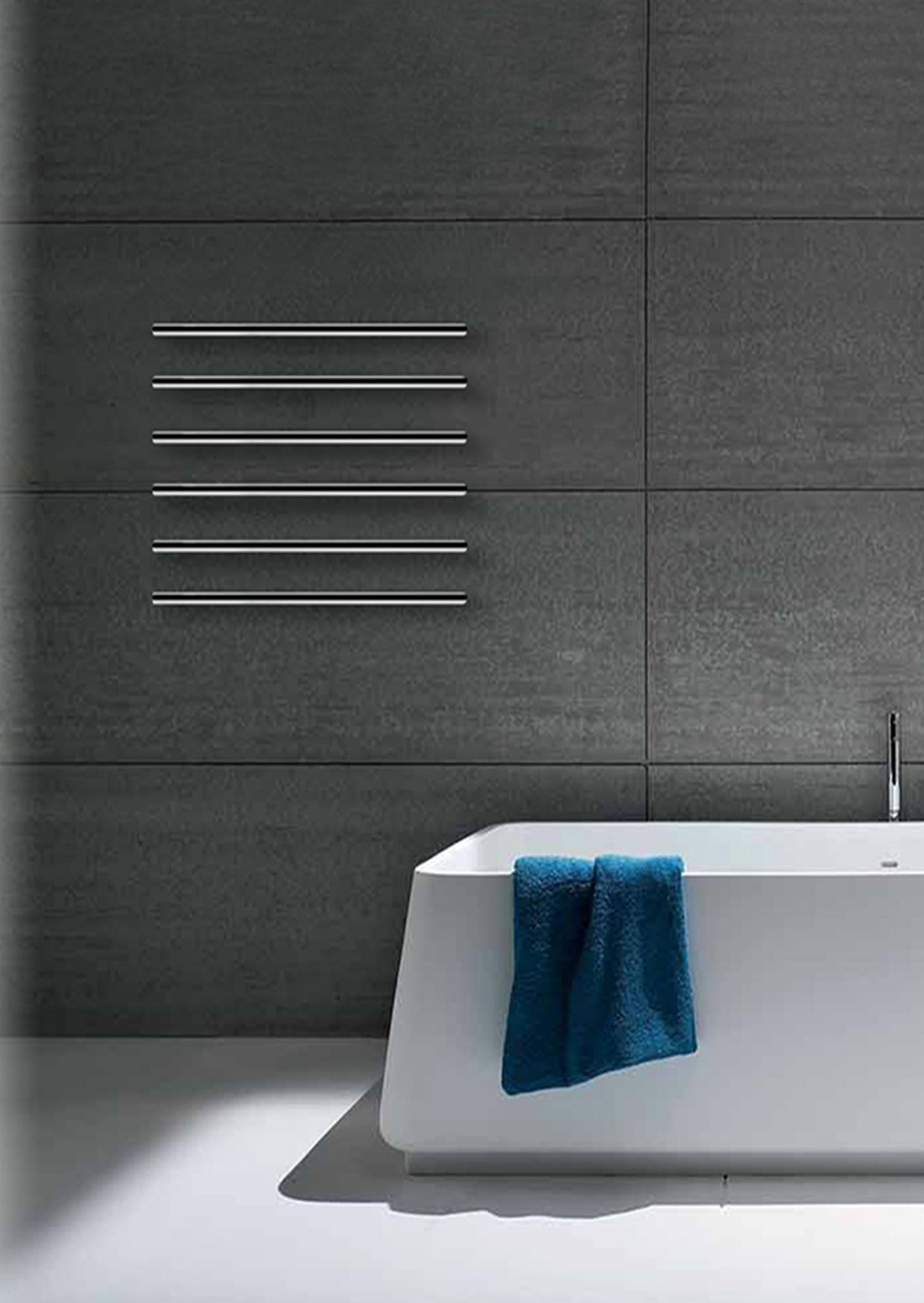 Seche Serviette Design Vd 1611 Foursteel Varela Design Seche