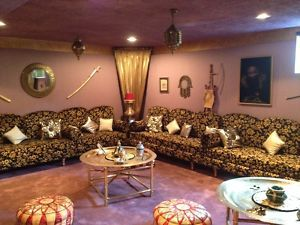 Salon Marocain A Vendre - West Island Furniture For Sale - Kijiji ...