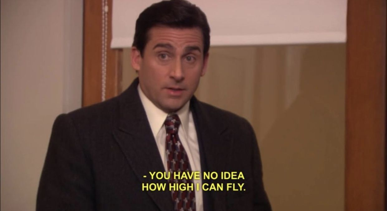 Pin By Karen Crawford On The Office In 2020 Michael Scott Quotes Office Quotes The Office Show