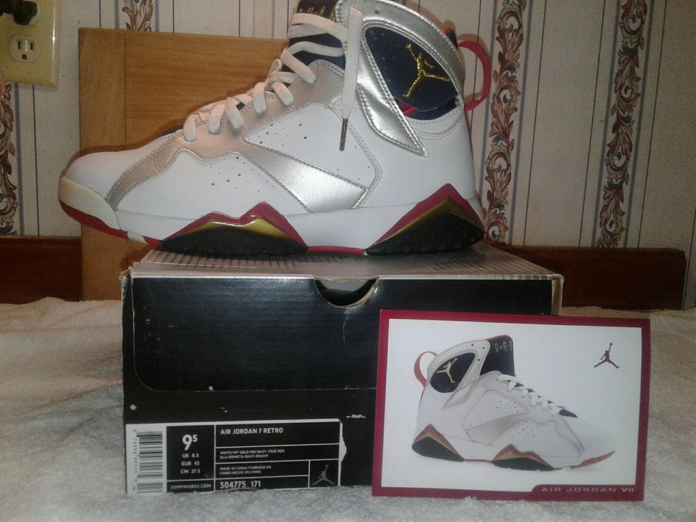 meet a85b7 473bd 2004 Nike Air Jordan 7 Retro