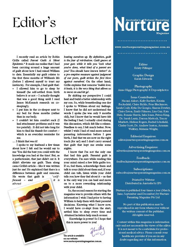 Simple Letter From The Editor Format Just A Picture And Some