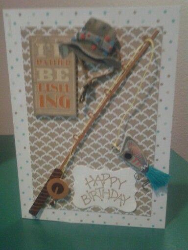 Fishing bd card