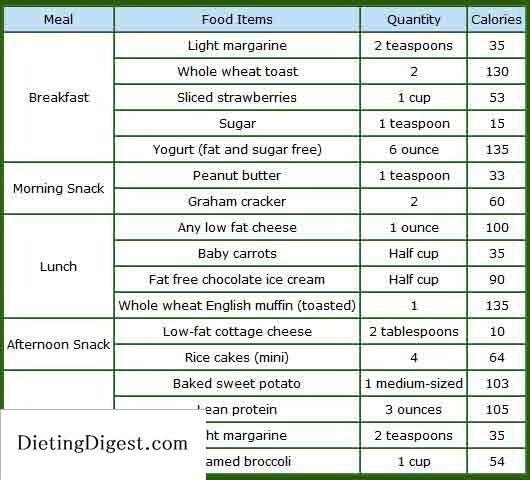 vegetarian fat burning diet plan