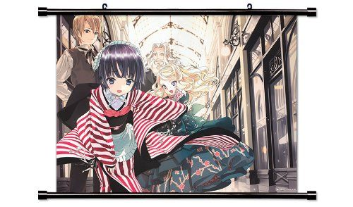 Croisee in a Foreign Labyrinth Anime Fabric Wall Scroll Poster (32 x 24) Inches [A]-Croisee-2 (L) http://www.amazon.ca/dp/B00F25EPDG/ref=cm_sw_r_pi_dp_Jptmub1P0BGK2