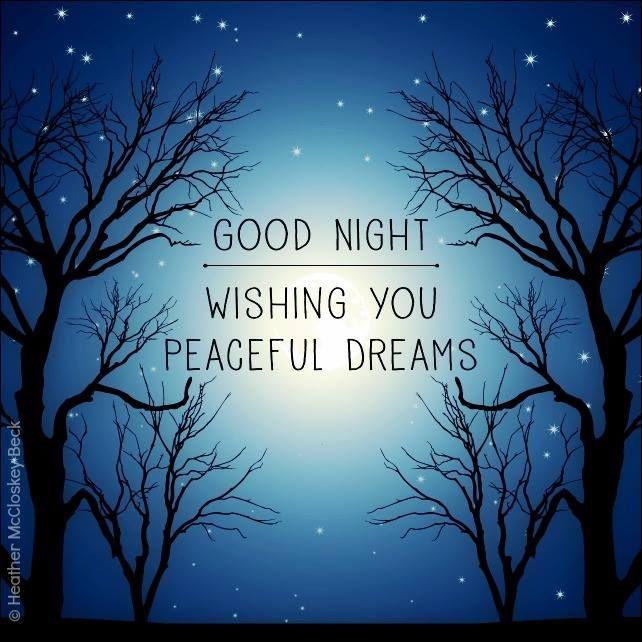 ★. • *˚✰。.•*˚★. • *˚☽ Sweet Dreams! www.HeatherMcCloskeyBeck.com