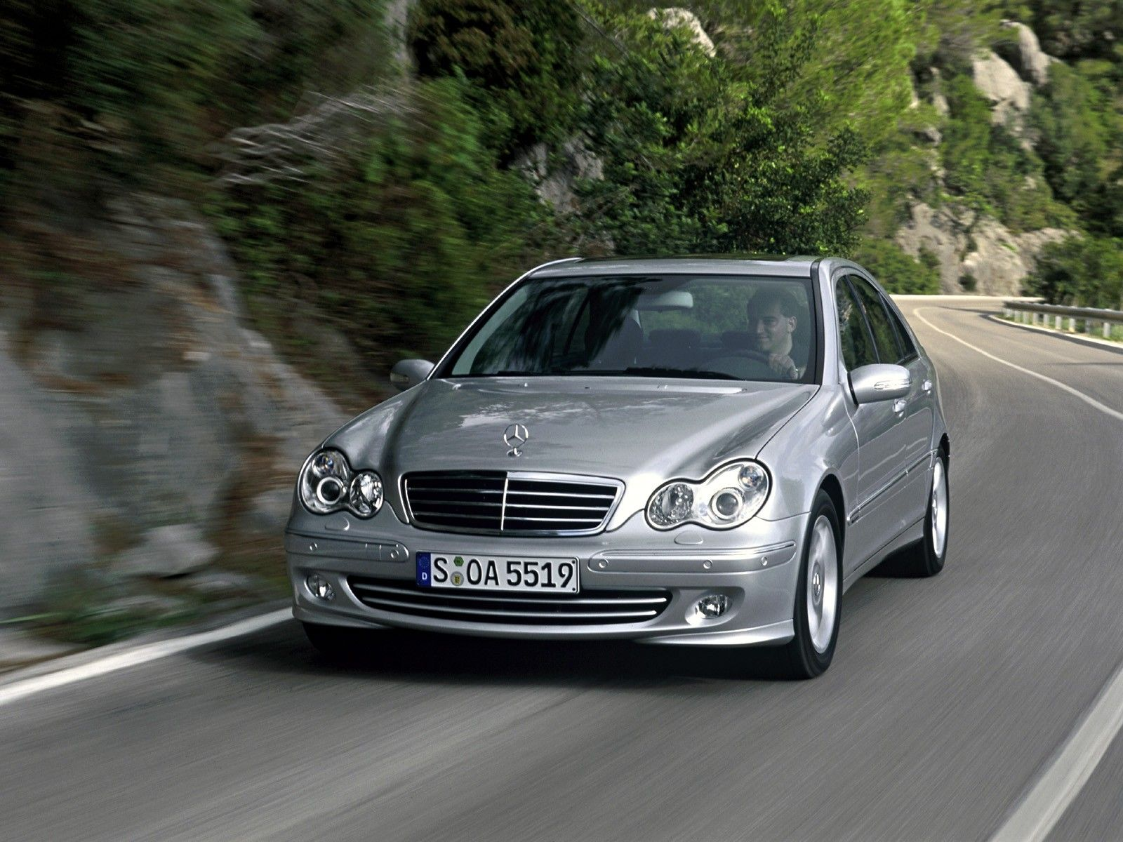 Mercedes Benz C Klasse W203 318 16 Jpg 1600 1200 Carros Legais Carros