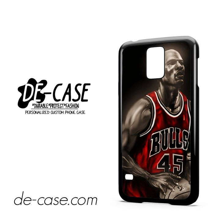 Michael Jordan Poster DEAL 7162 Samsung Phonecase Cover For Samsung Galaxy S5 / S5 Mini