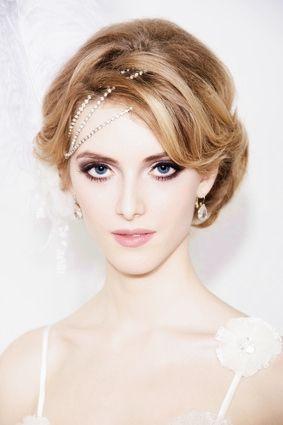 Grace Kelly Hairstyles Kurze Haar Brautfrisur 21 Wedding