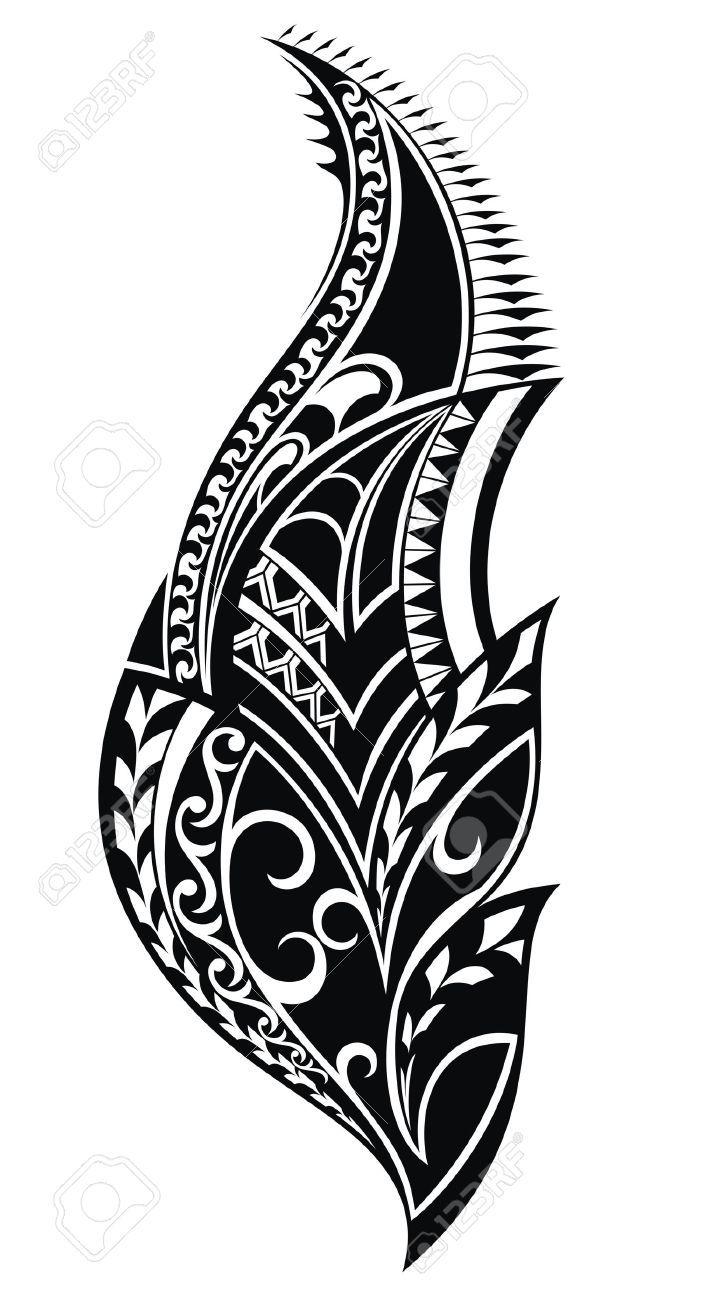tribal tattoo tattoo maori tribal tattoo ideen tattoo. Black Bedroom Furniture Sets. Home Design Ideas