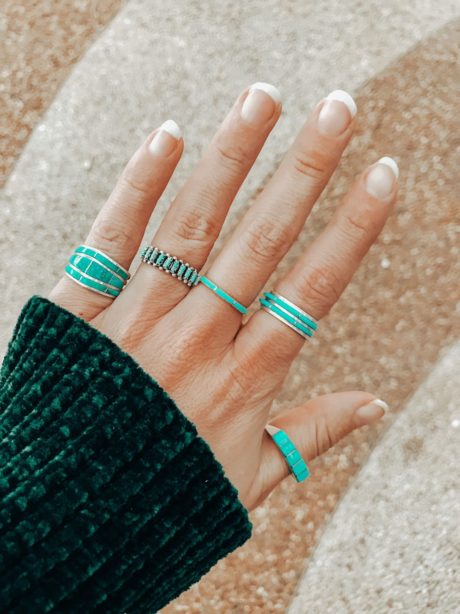 Photo of Turquoise Jewelry for the WIN!!