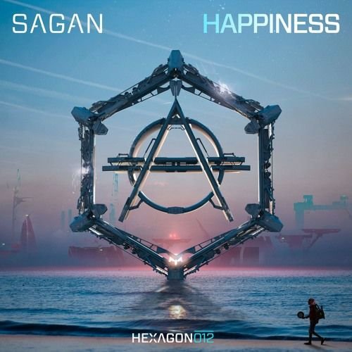 Sagan - Happiness (Out Now!) by HEXAGON