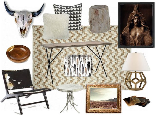 Home styles american southwest and asian