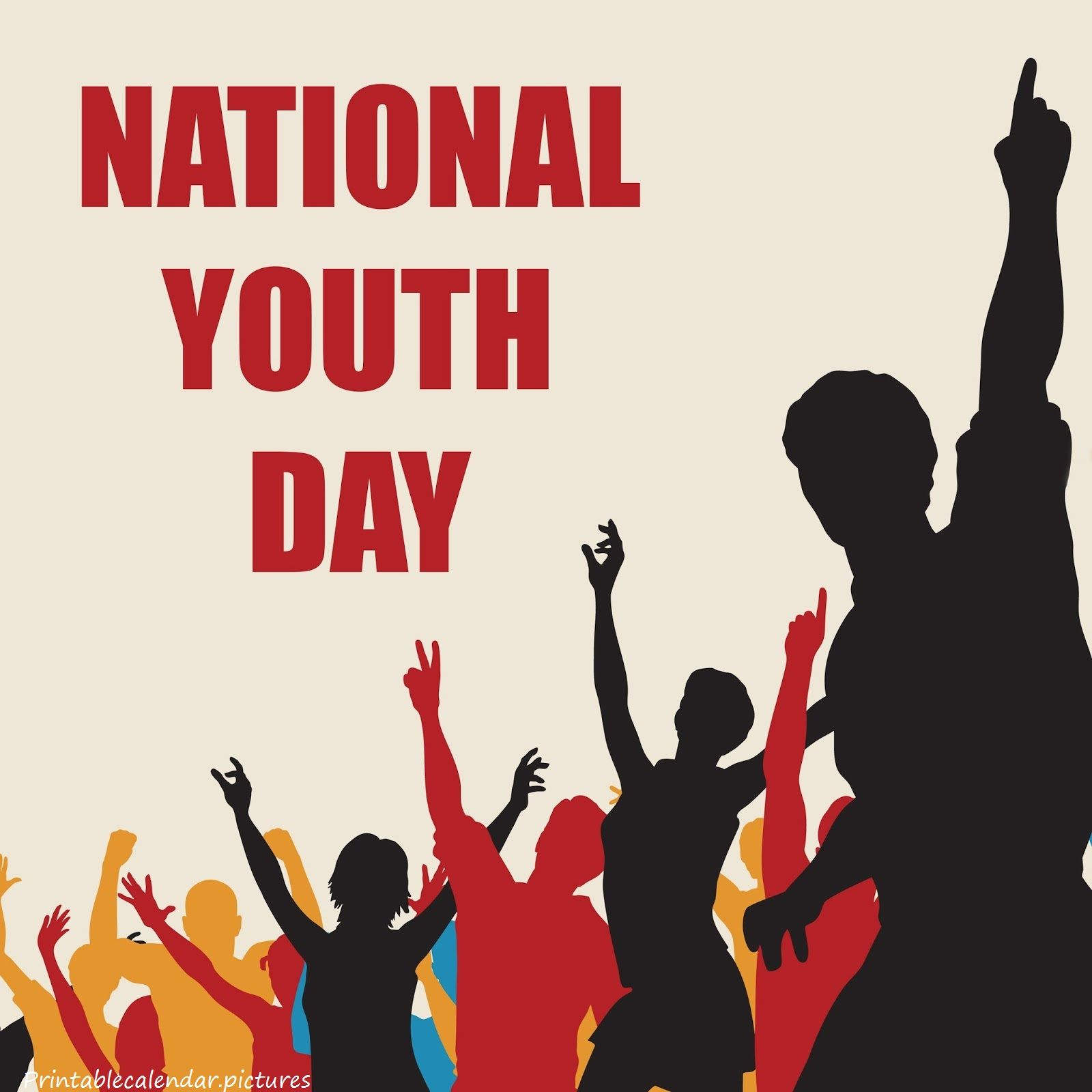 Happy Youth Day Images Cuteimages Youthday Youth Day