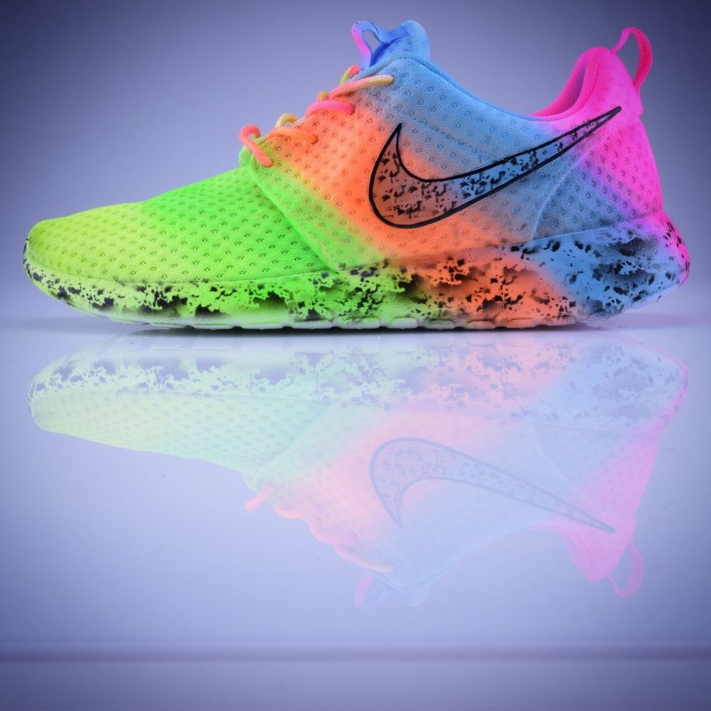 save off 3bb6f f785f nike roshe run highlighters