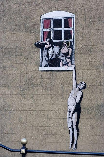Amazing Graffiti Mural Banksy Graffiti 3d Street Art Street