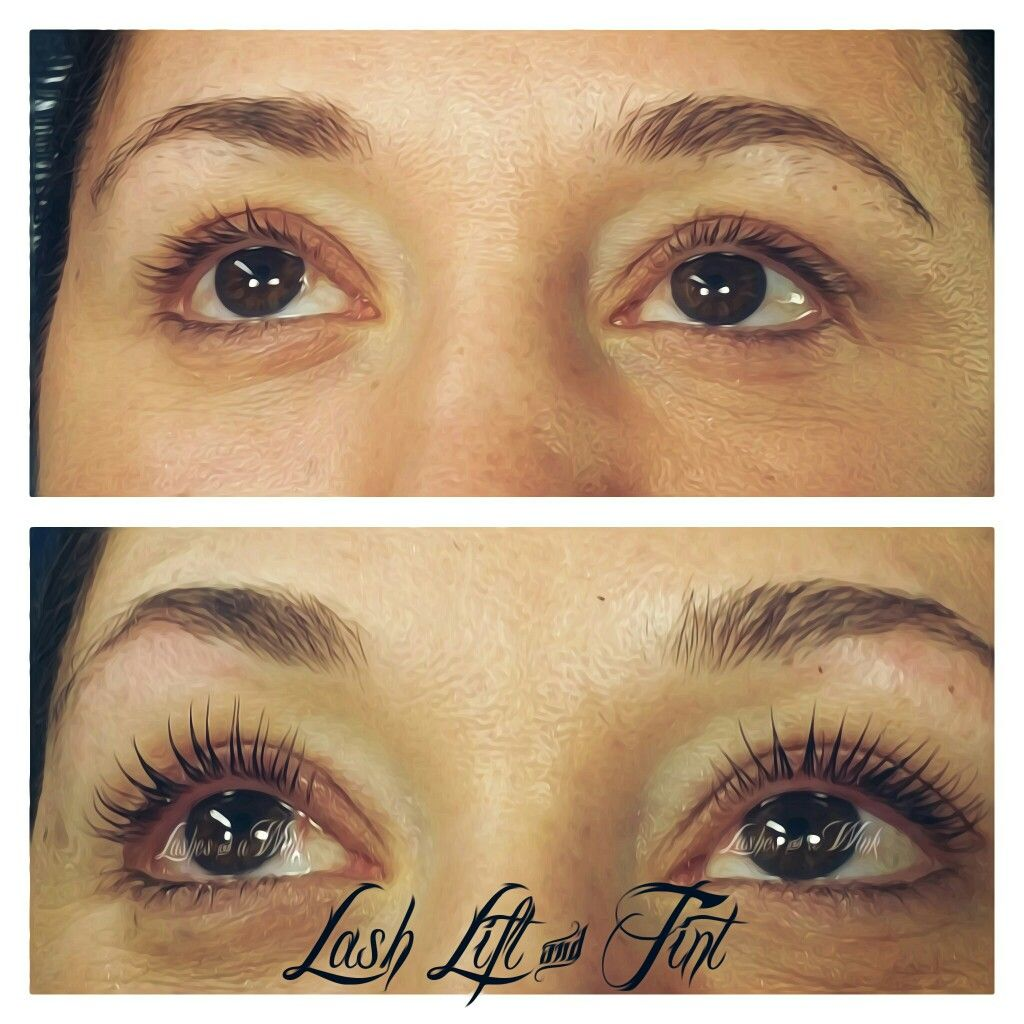 No Lash Extensionsjust Natural Lashes With A Lash Lift And Tint