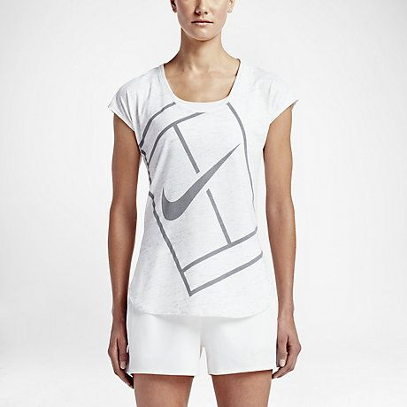 NikeCourt Baseline Women's Tennis Shirt