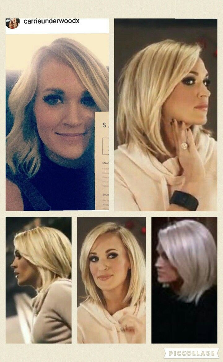 Carrie underwood bob hair pinterest carrie bobs and hair style