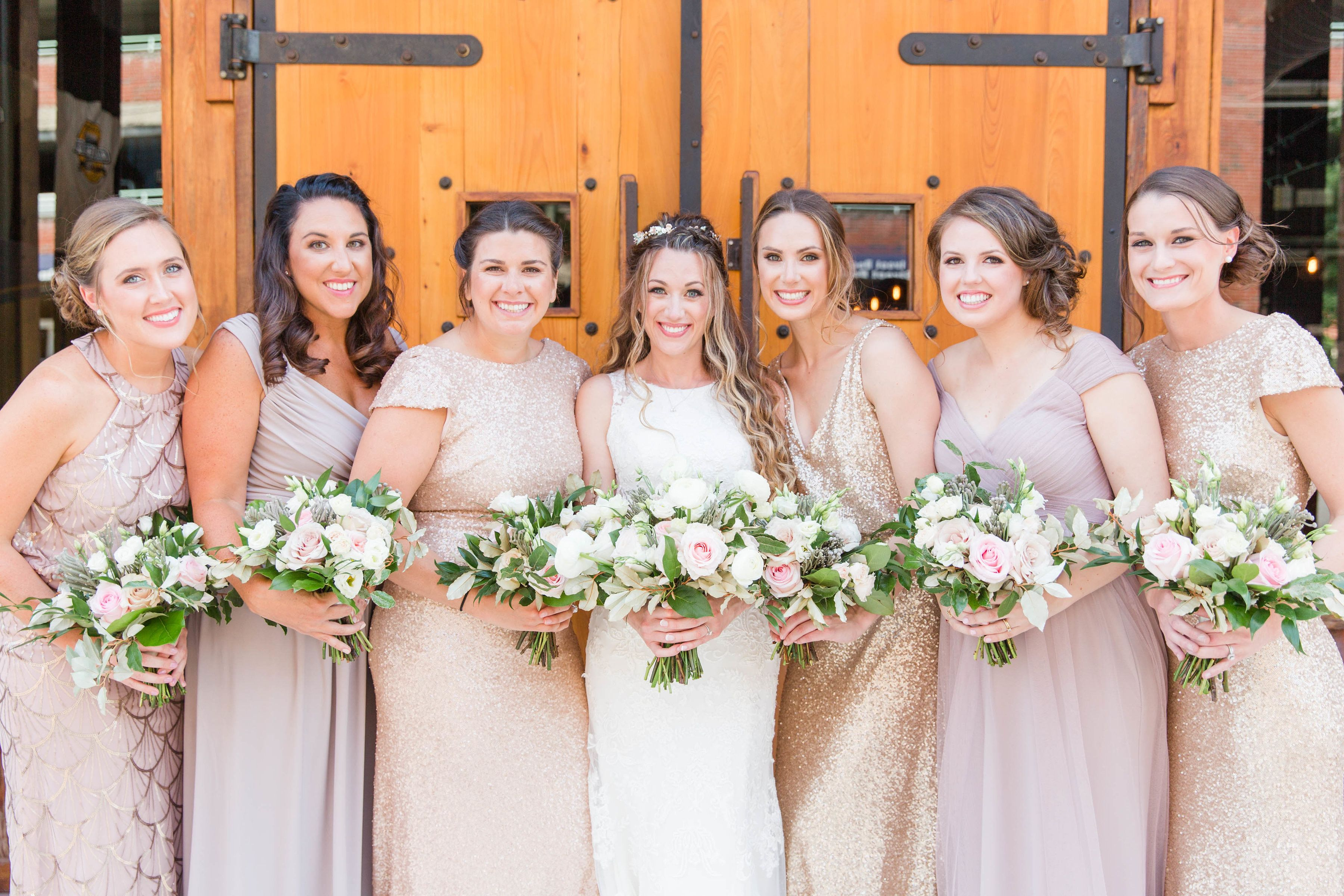 Find Wedding Floral Inspiration From Designs By Dillon, A