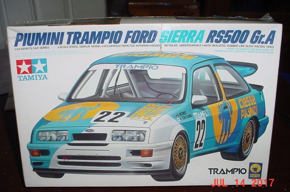 Ford Sierra Rs500 Gr A Piumini Trampio 1 24 Tamiya 24081 Sealed