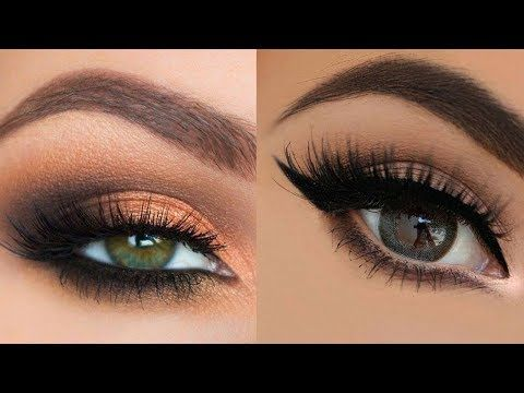 glitter eyeshadow for party  perfect eye makeup tutorial