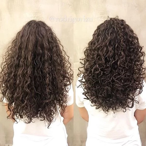 Natural Color Long Jerry Curly 13*4 Lace Front Wigs High Quality Wigs For Black Women
