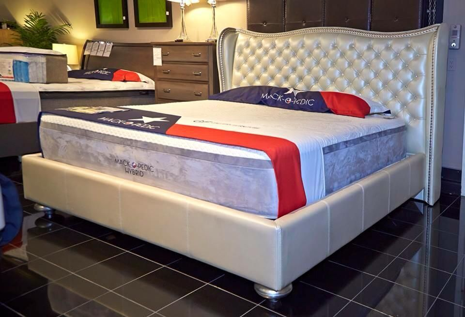 have your best nights sleep on a mack o pedic mattress tonight the