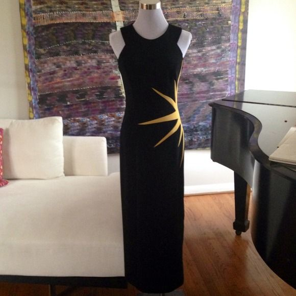 HOLD ⛔ Vintage Joseph Ribkoff Evening Dress | Joseph Ribkoff ...