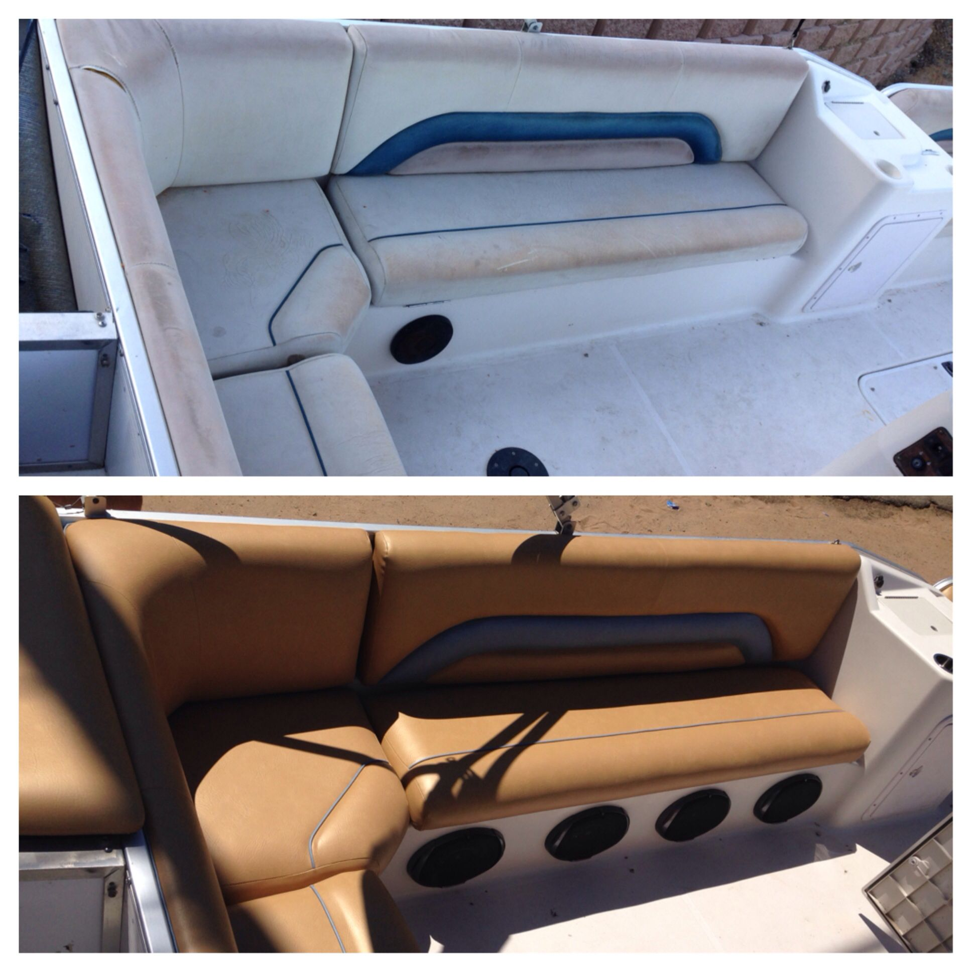 Custom Boat Upholstery Unique Style Kustums 619 289 5811 Projects To Try Pinterest