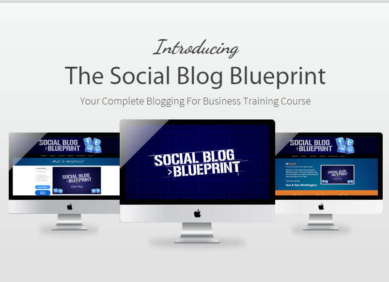 Social blog blueprint top video training course with step by step social blog blueprint top video training course with step by step module for your complete malvernweather Gallery