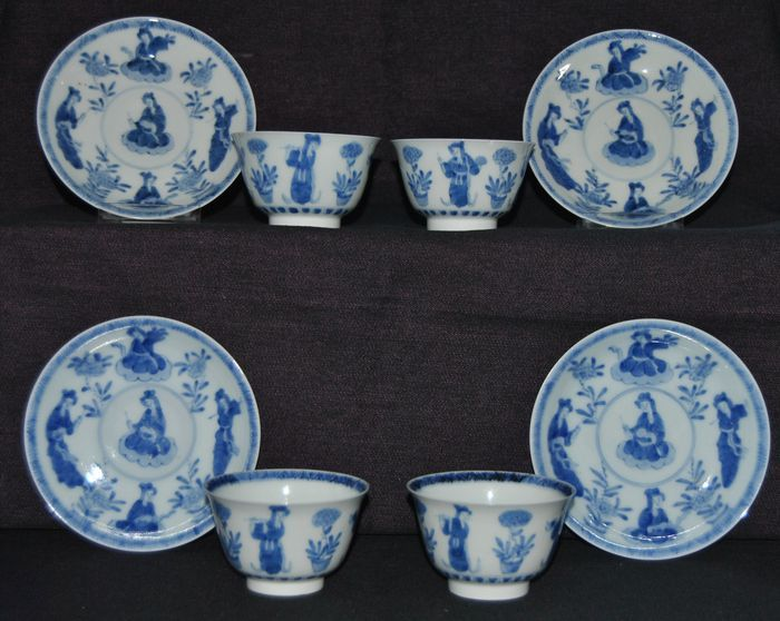 Online veilinghuis Catawiki: Kangxi