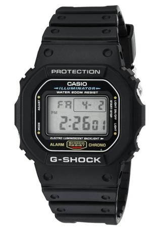Casio G-Shock, amoldado a tu mano. | Mi Universo Libre