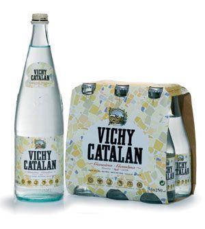 Agua Mineral Natural Con Gas Zumos O Nectares Vichy Catalan