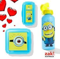 Despicableme Minions Minion Movie Kids Dining
