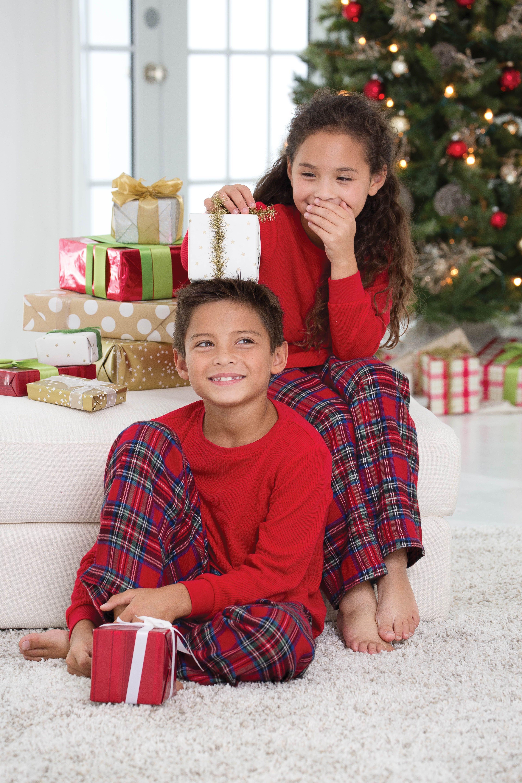 8e9f420a4e Stewart Plaid Flannel Matching Family Pajamas - PajamaGram