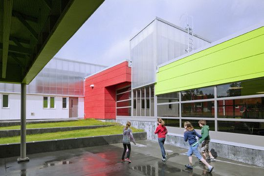 Gallery of Panther Lake Elementary School / DLR Group - 8