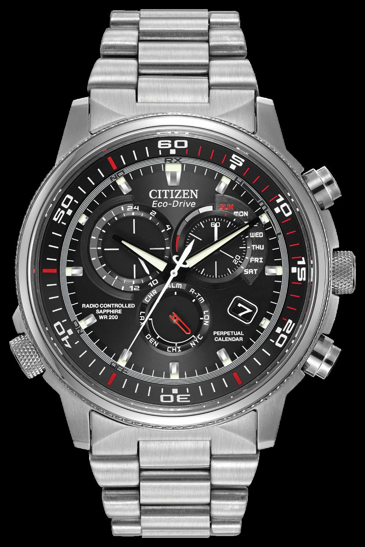 Nighthawk A T Watches For Men Citizen Watch Citizen Eco